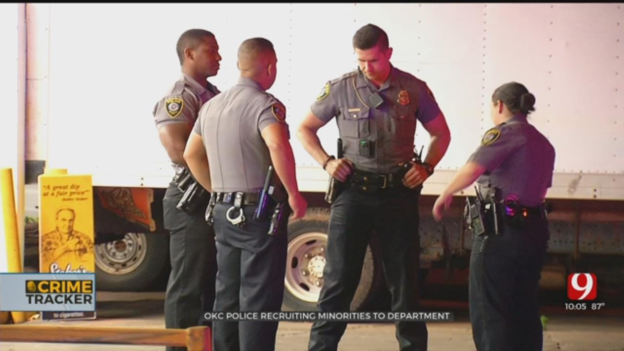OCPD Begins Initiative To Hire Minorities To The Force