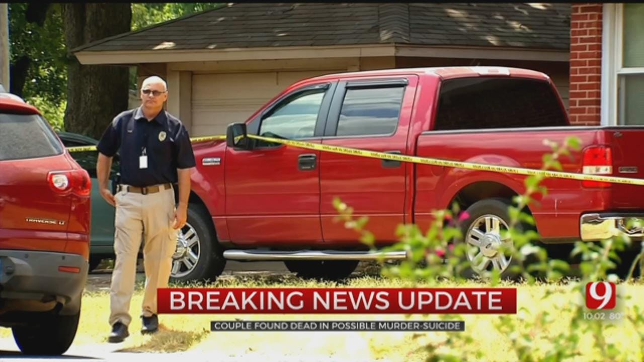 Man, Woman Found Dead In Possible Murder-Suicide In Bethany