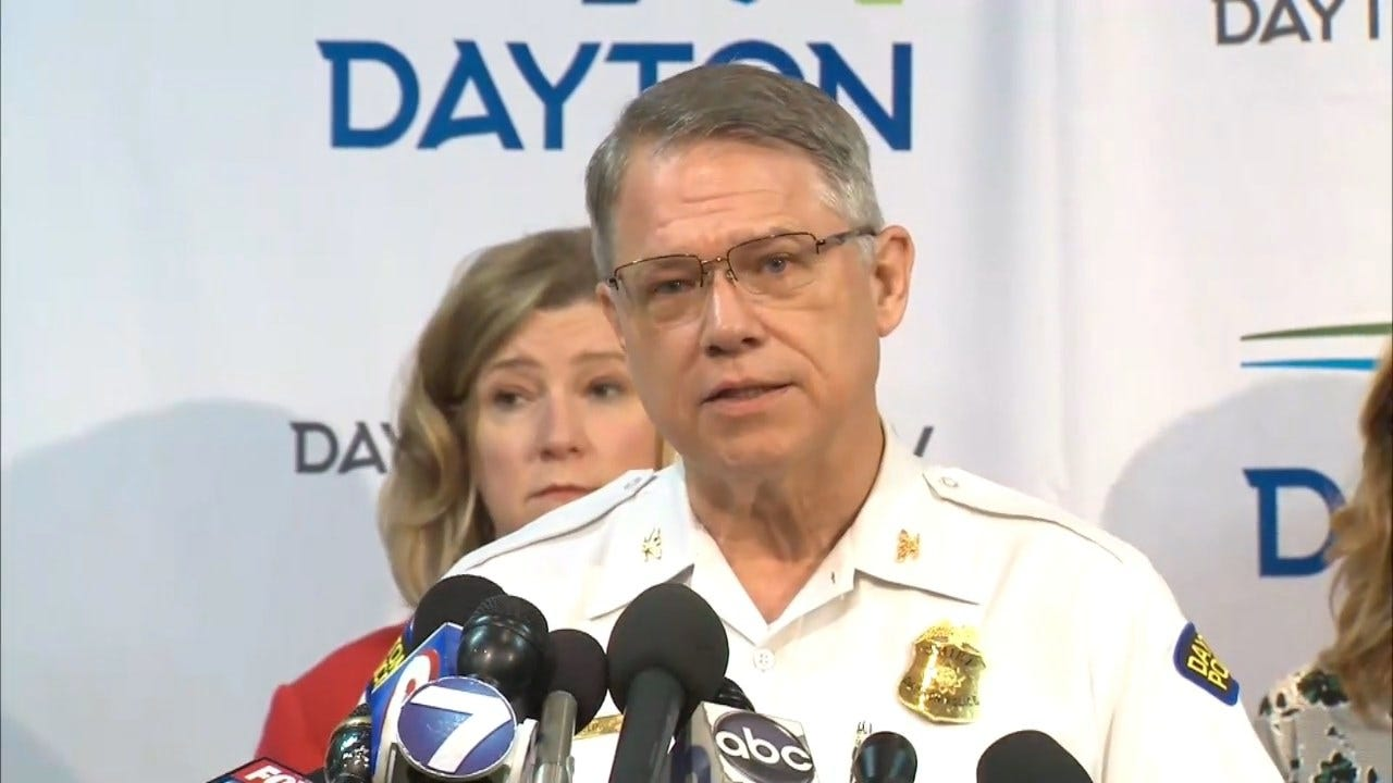 No Motive Determined In Dayton, Ohio, Mass Shooting, Police Say