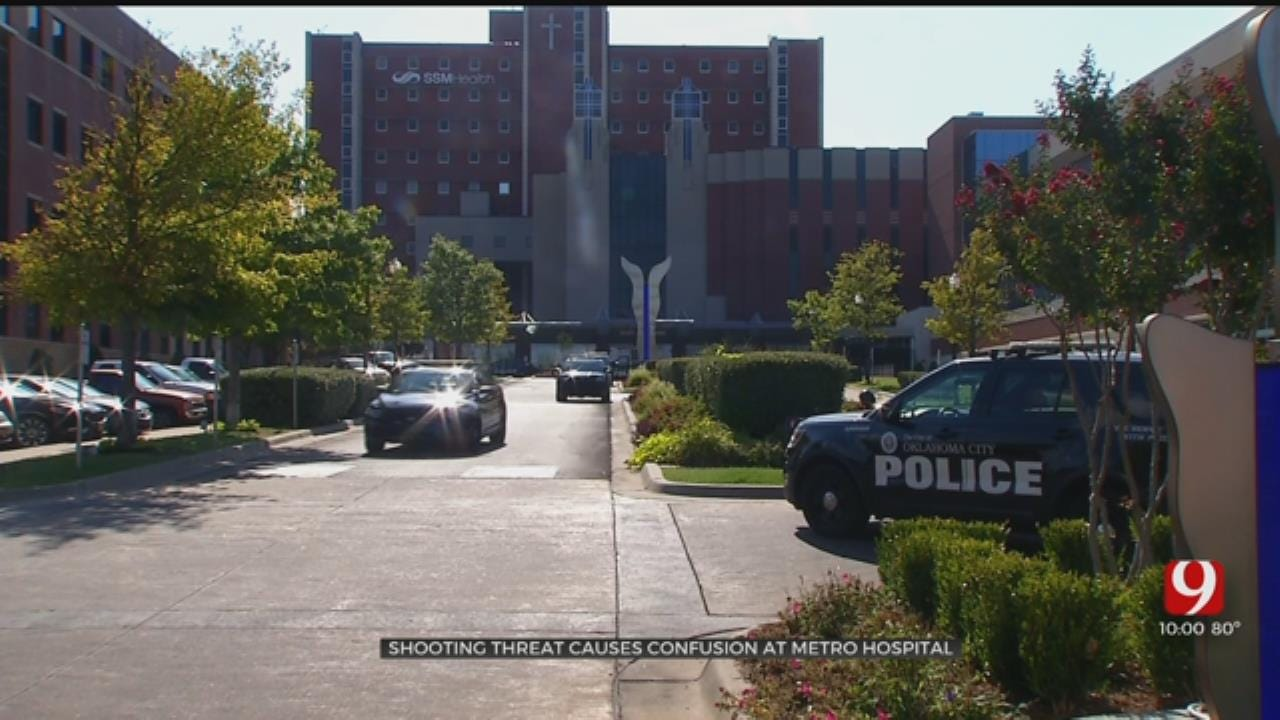 Police Investigate Threat Made Against Oklahoma City Hospital