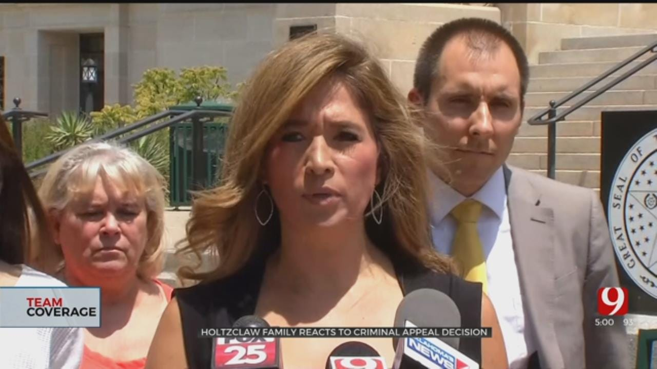 Holtzclaw Family Devastated After Former OKC Police Officer's Appeal Is Denied