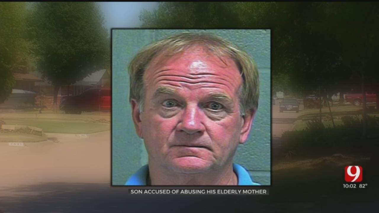 Bethany Man Accused Of Neglecting, Abusing His 84-Year-Old Mother