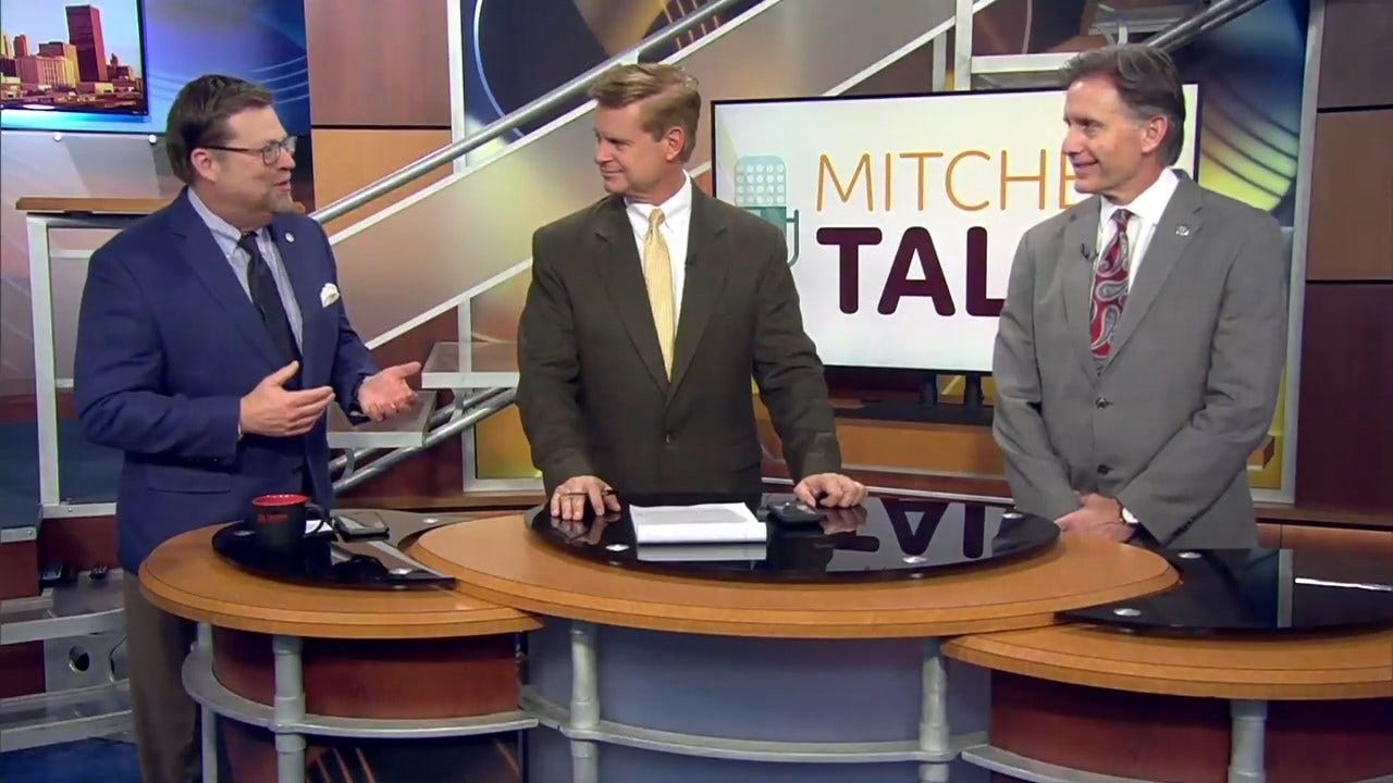 Mitchell Talks: Opioid Trial Update, Indian Gaming Compacts