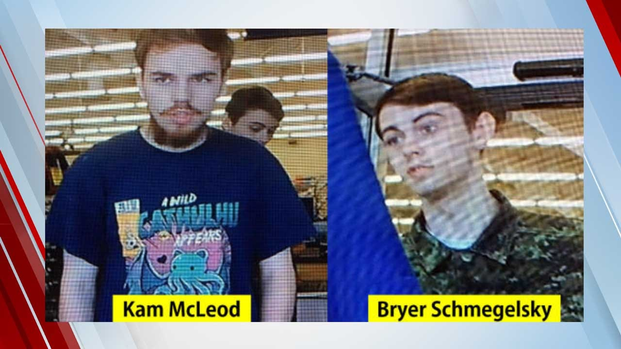 Police Issue Warrants For Pair Of 'Dangerous' Teen Suspects In Canada Highway Murders