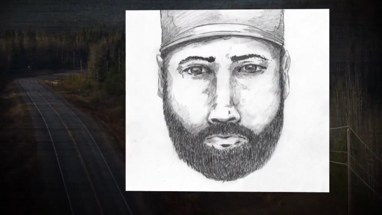 Canada Highway Murders: Police Release Sketch Of Person Of Interest