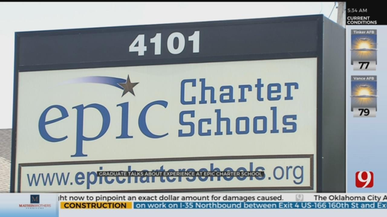 Epic Charter Schools Graduate Speaks Out In Support Of Virtual School