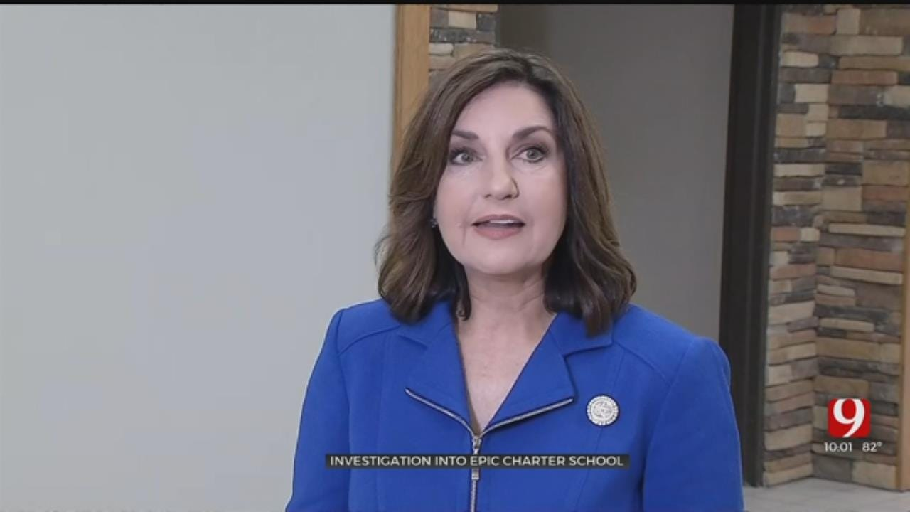 State Superintendent Working With OSBI In Epic Charter Schools Investigation