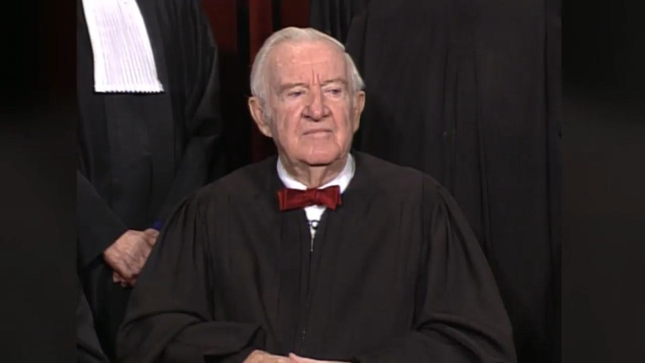 John Paul Stevens, Retired Supreme Court Justice, Dead At 99