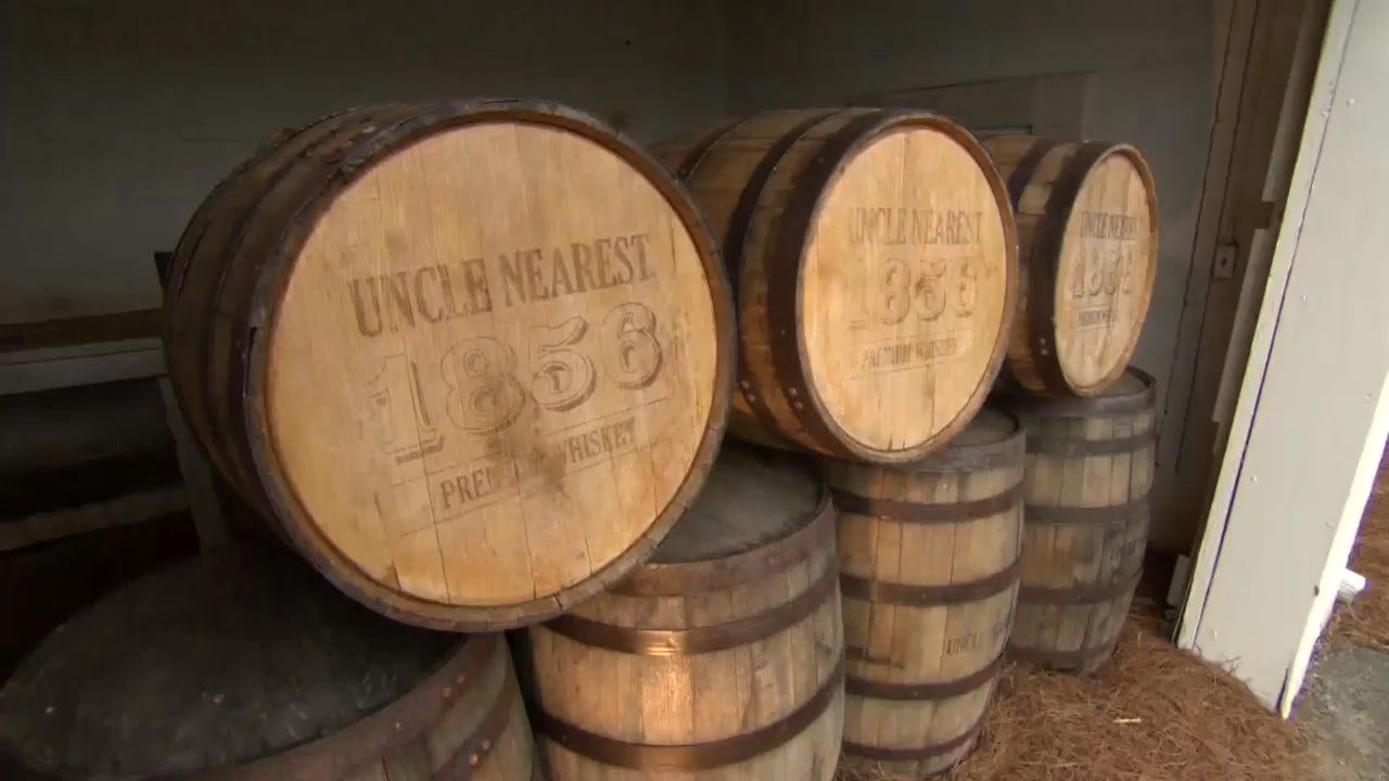 'Uncle Nearest' Honors Slave Who Taught Jack Daniel To Make Whiskey
