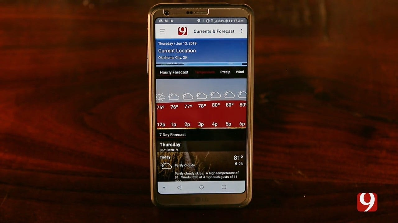 News 9 Weather App Tutorial, Episode 3: Forecasts