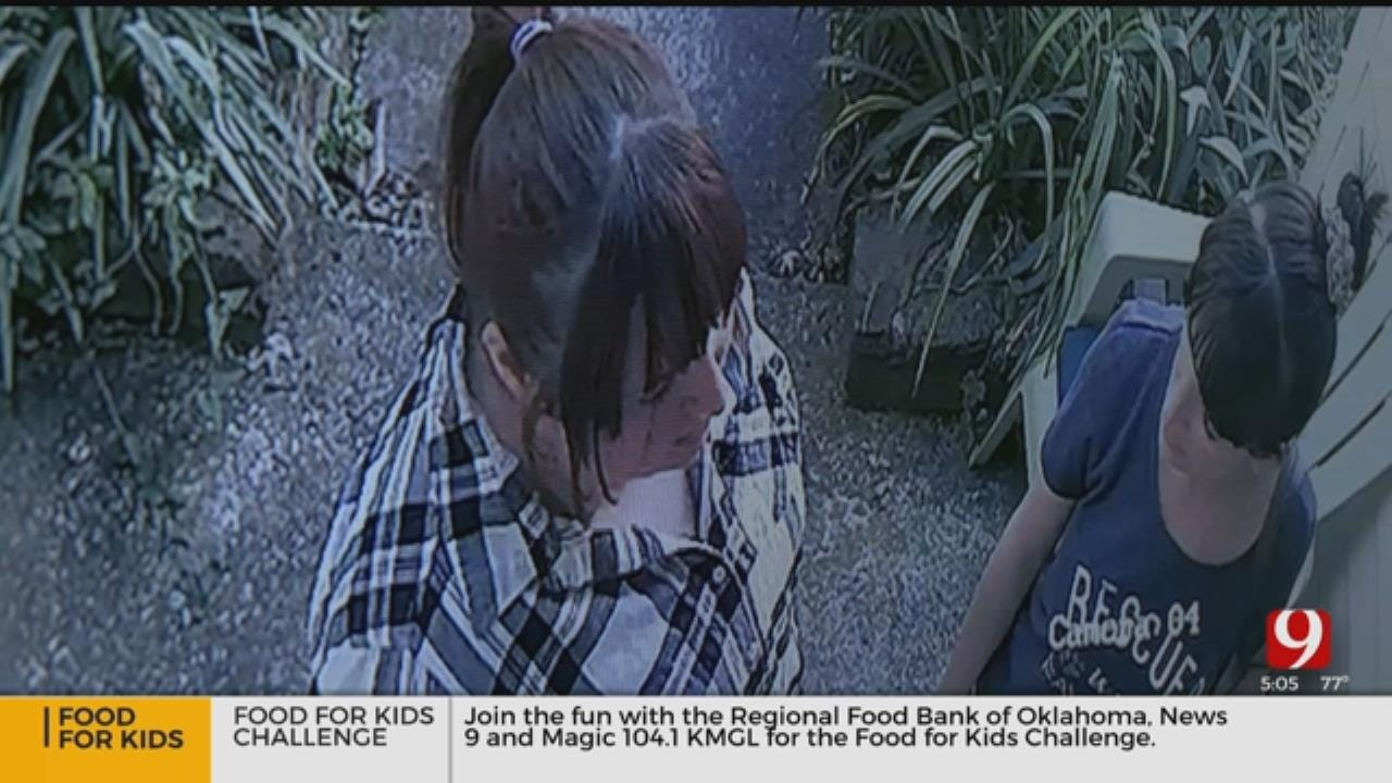 'I Just Couldn't Believe It': 2 Women Caught On Camera Taking Norman Family's Dog