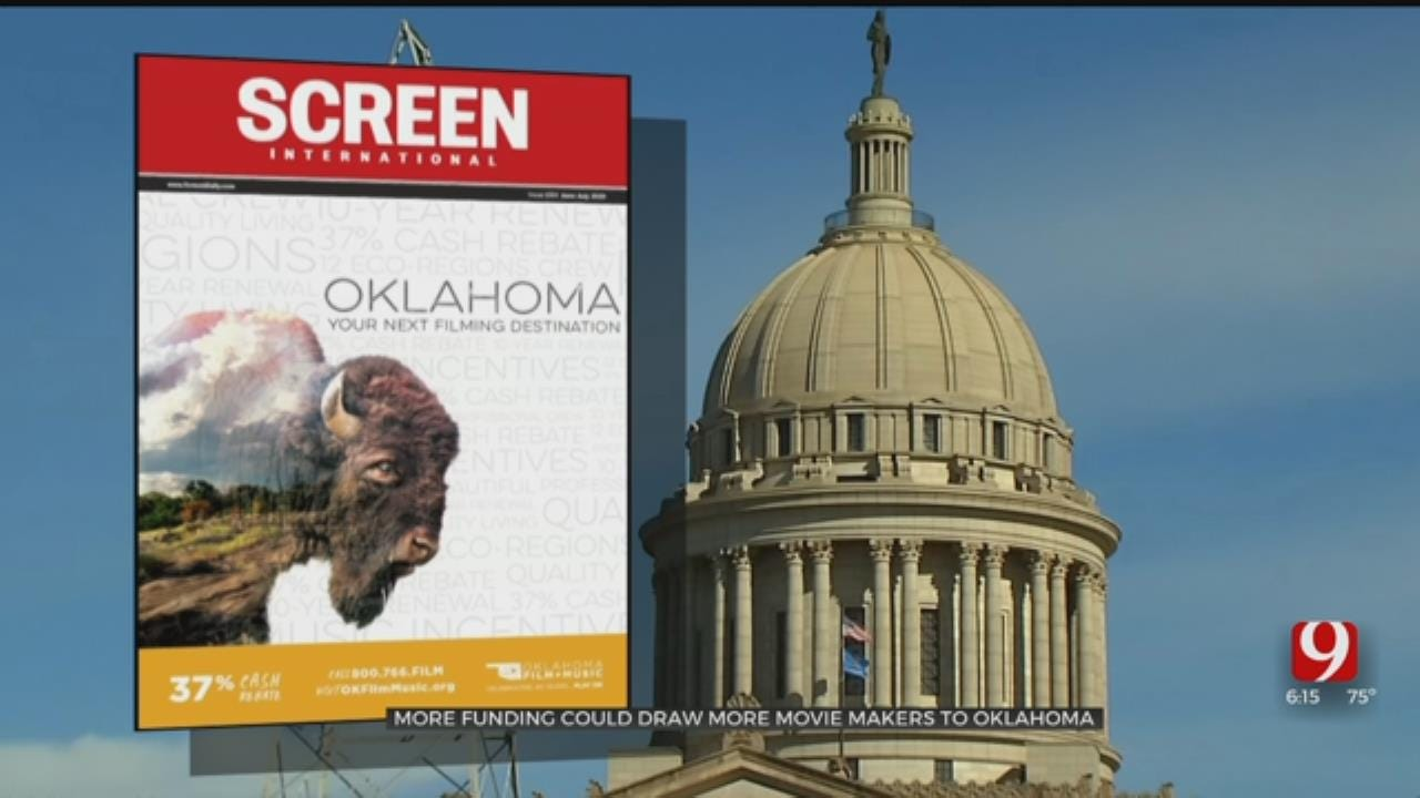 Controversial Abortion Law Could Bring Film, TV Productions To Oklahoma