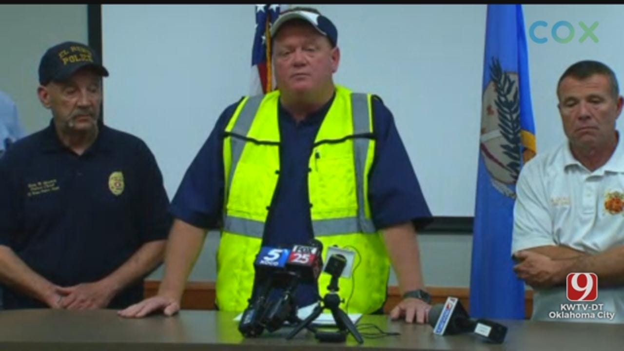 FULL NEWS CONFERENCE: El Reno Officials Give Update After Deadly Tornado
