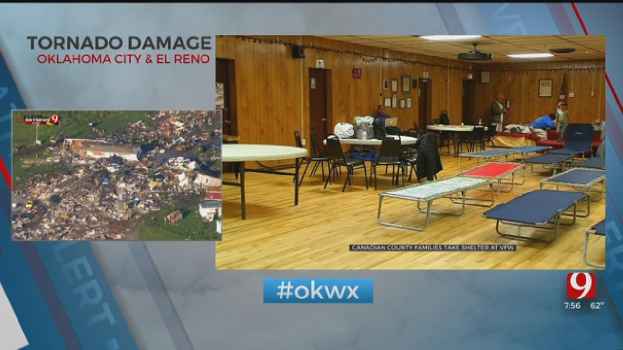 Girl Describes Aftermath Of El Reno Tornado