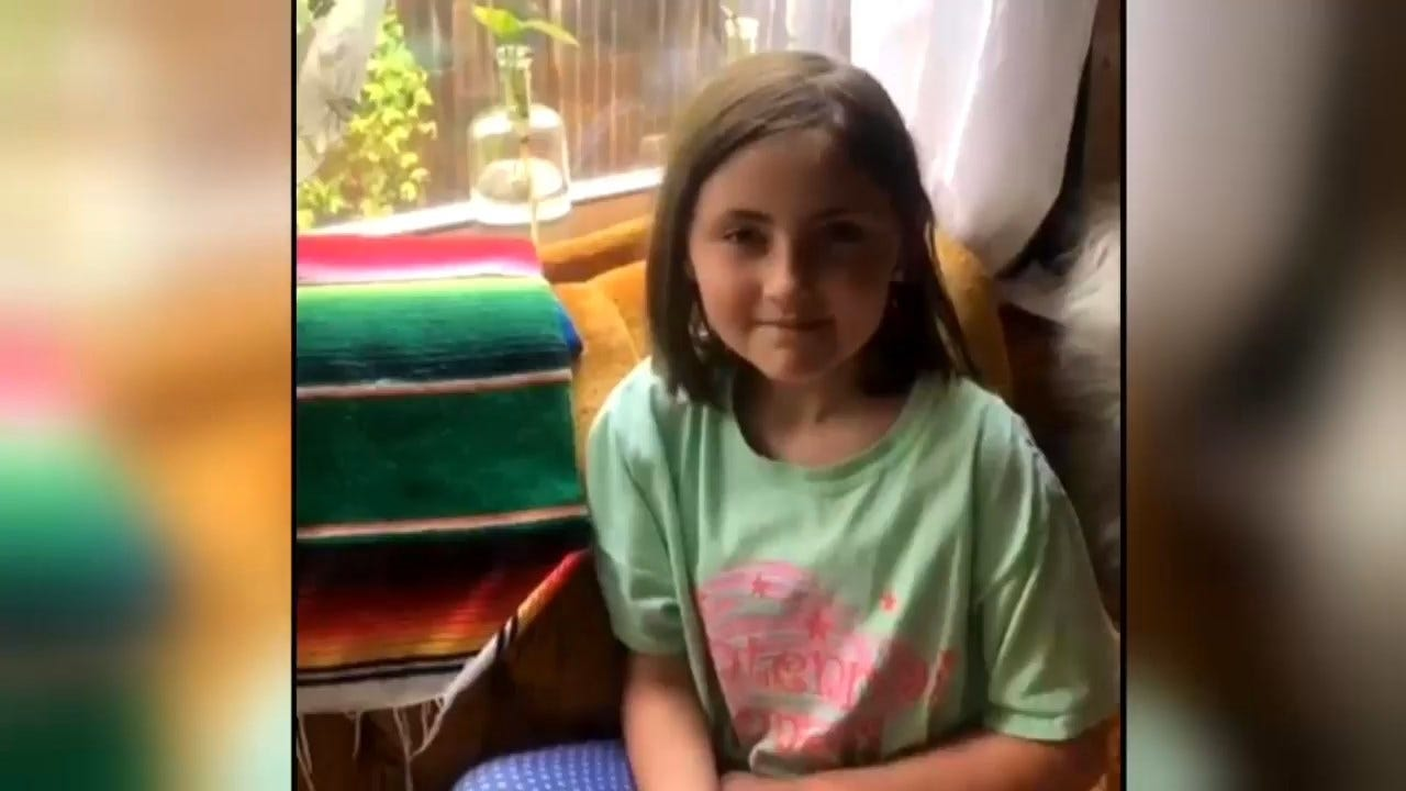 Girl Found Safe After Being Taken While Walking With Mother Outside Fort Worth