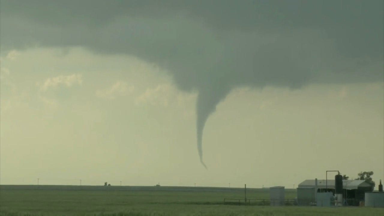 WATCH: Check Out Timelapse Of Beaver County Tornado