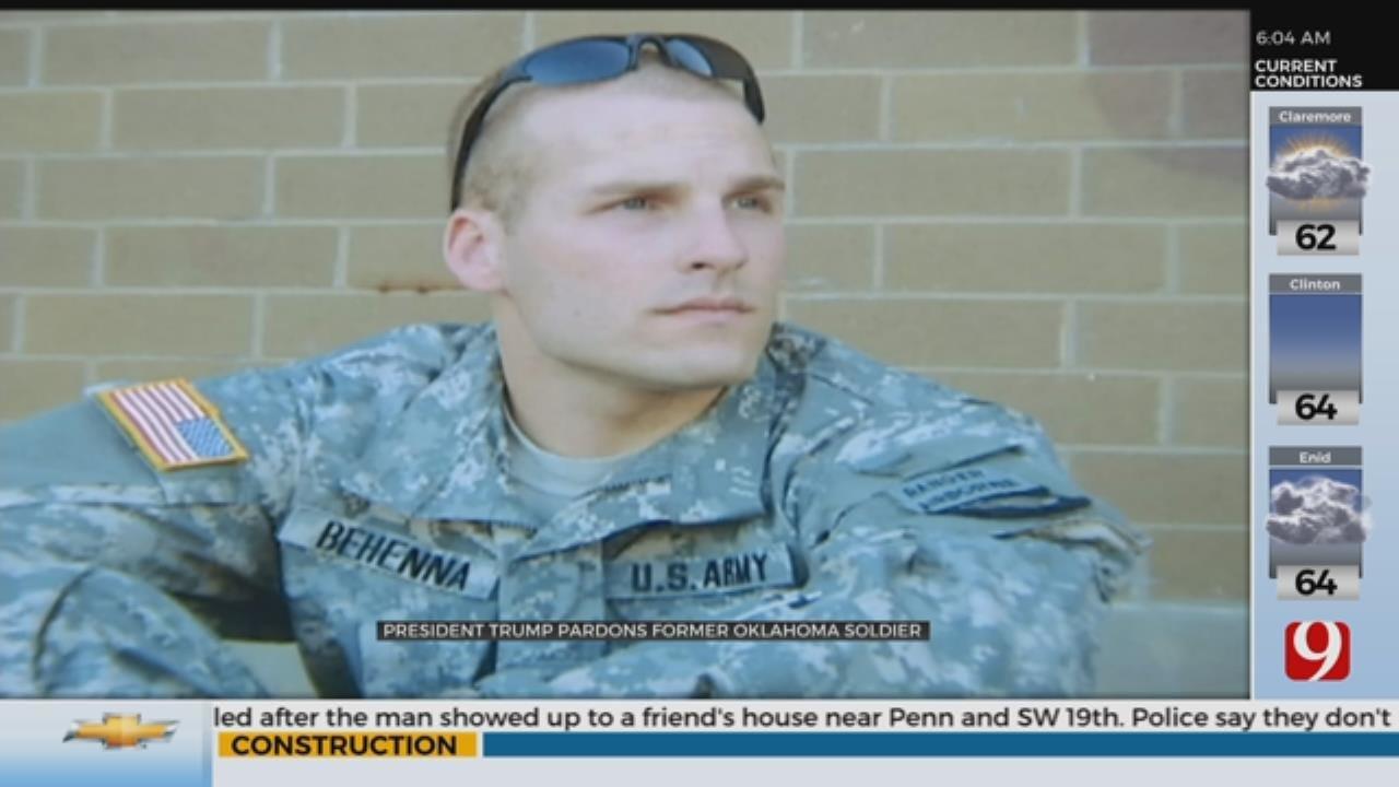 President Pardons Edmond Soldier Convicted Of Murder