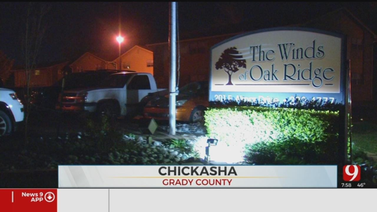 3 Stabbed During Domestic Disturbance At Chickasha Apartment Complex