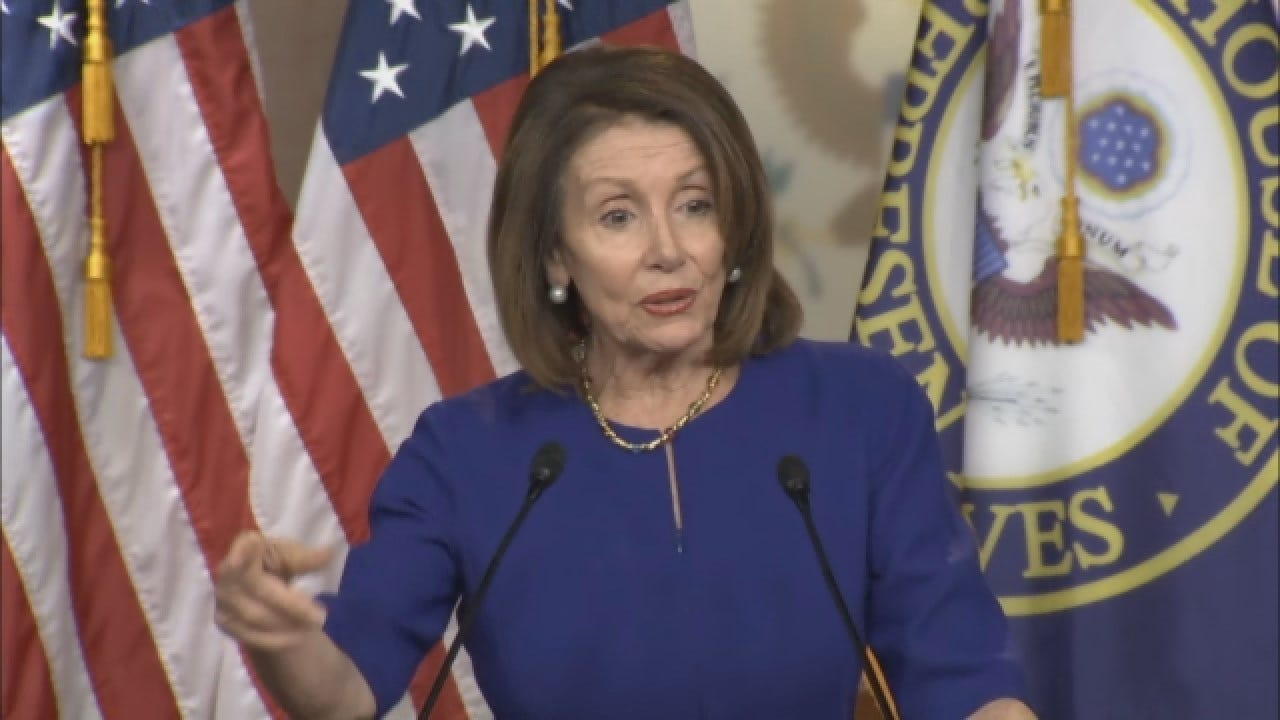 Pelosi: House Anti-Hate Resolution Won't Mention Rep. Omar