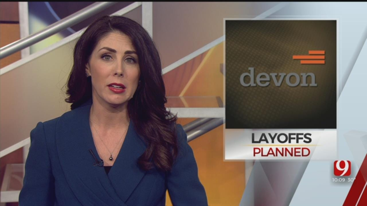 Devon Energy Says Its Laying Off At Least 200 Employees