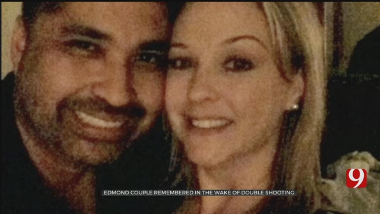 Friends Mourn Edmond Couple Allegedly Killed By Their Son