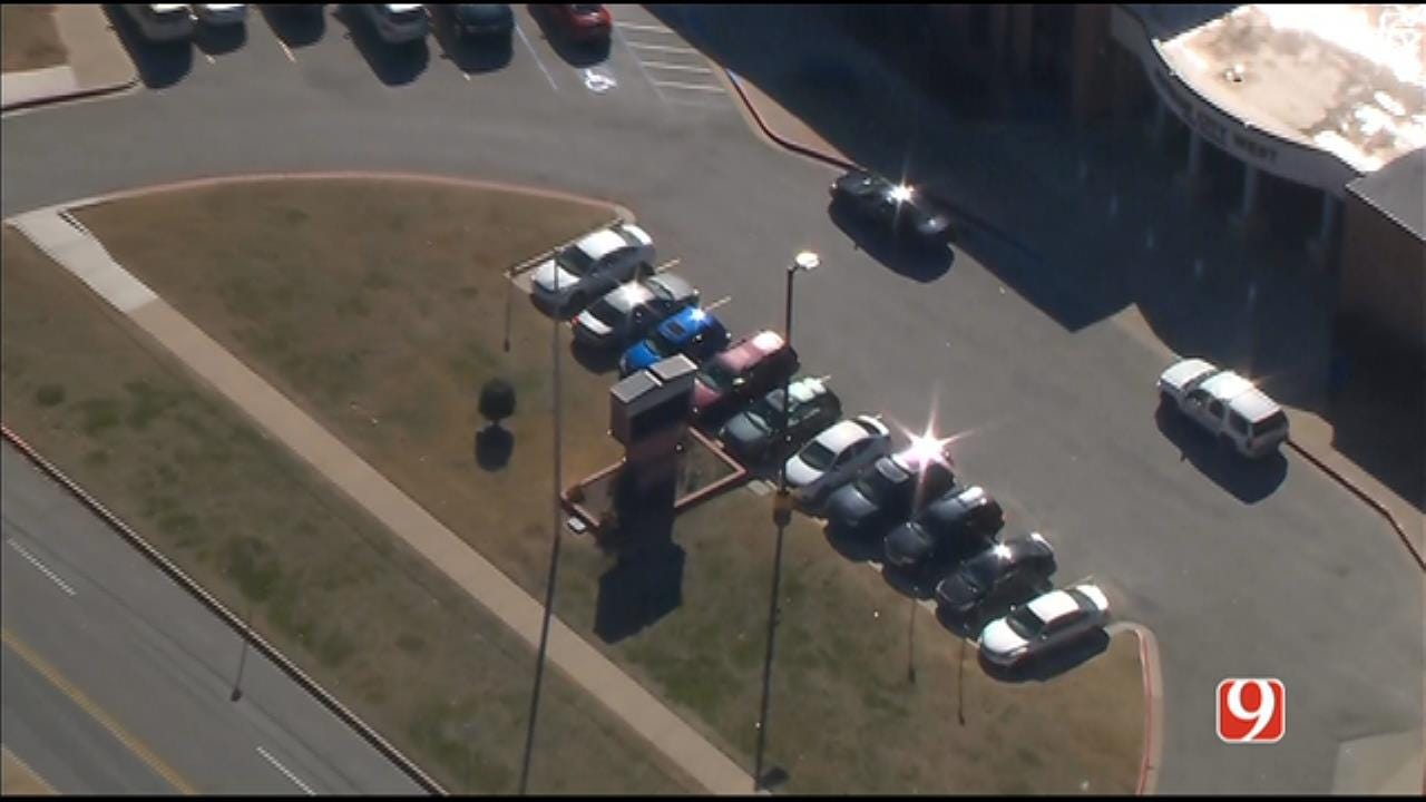 Putnam City West High School Lockdown Lifted