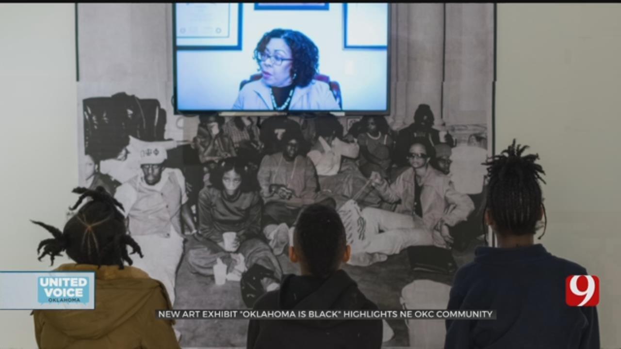 New Art Exhibit 'Oklahoma Is Black' Highlights NE OKC Community