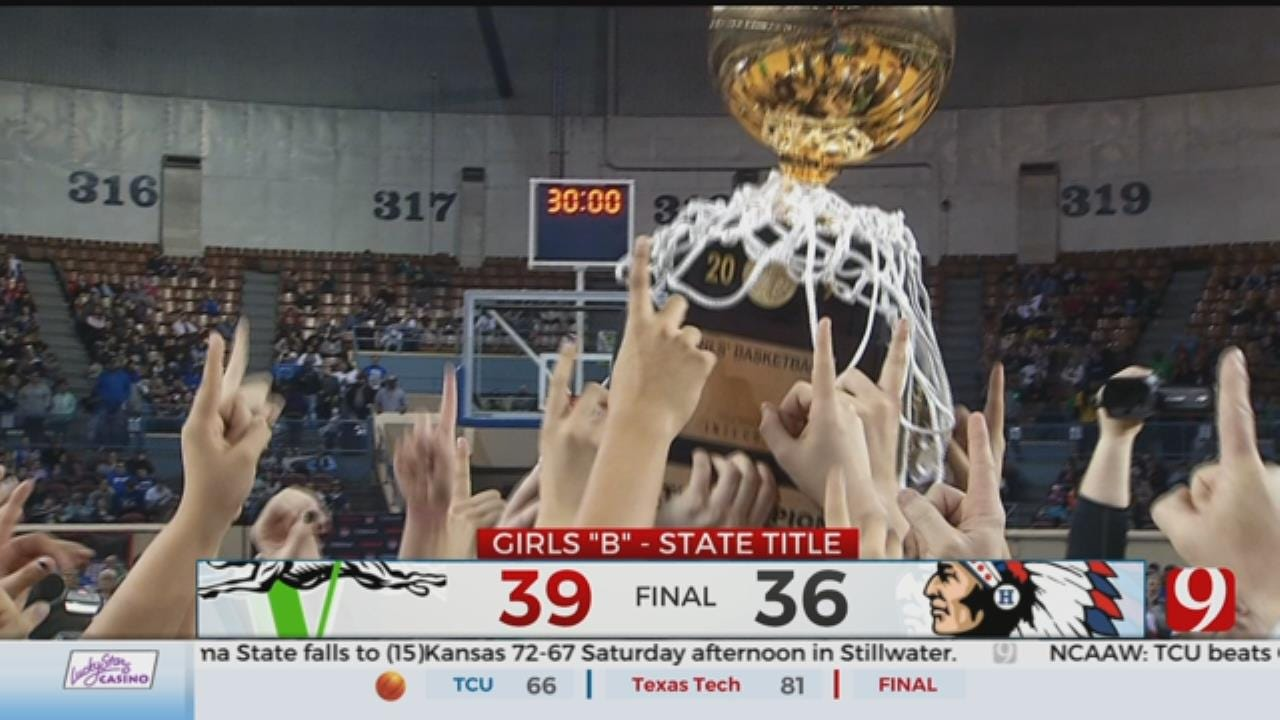 Late Steal Gives Varnum First State Title in 10 Years