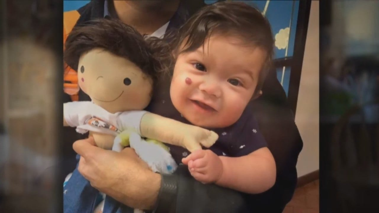 Woman Creates Dolls Representing Kids With Disabilities