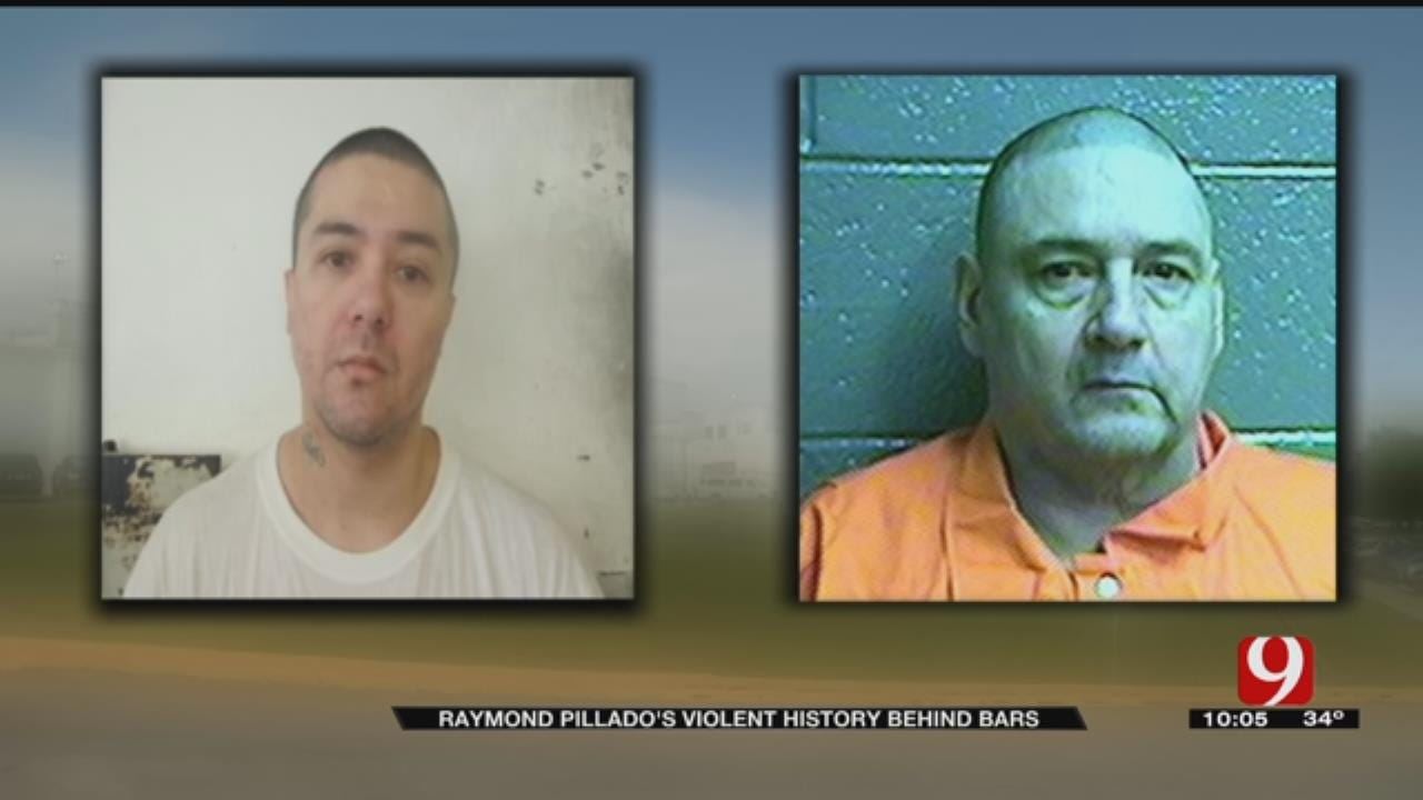 ODOC Report Shows Violent History Of Inmate Accused Of Killing Anthony Palma