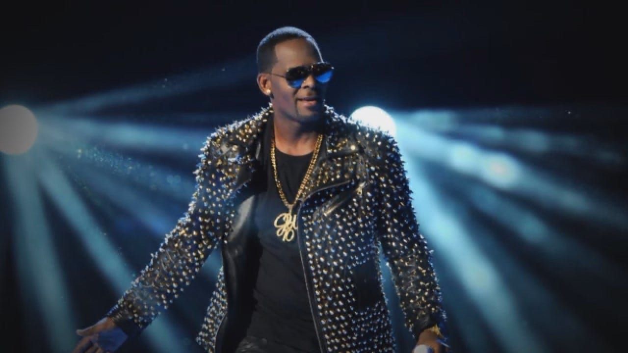 R Kelly Charged With 10 Counts Of Sexual Abuse