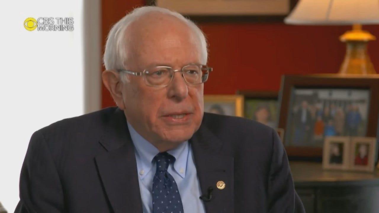 Bernie Sanders Announces 2020 Run: 'We're Gonna Win'