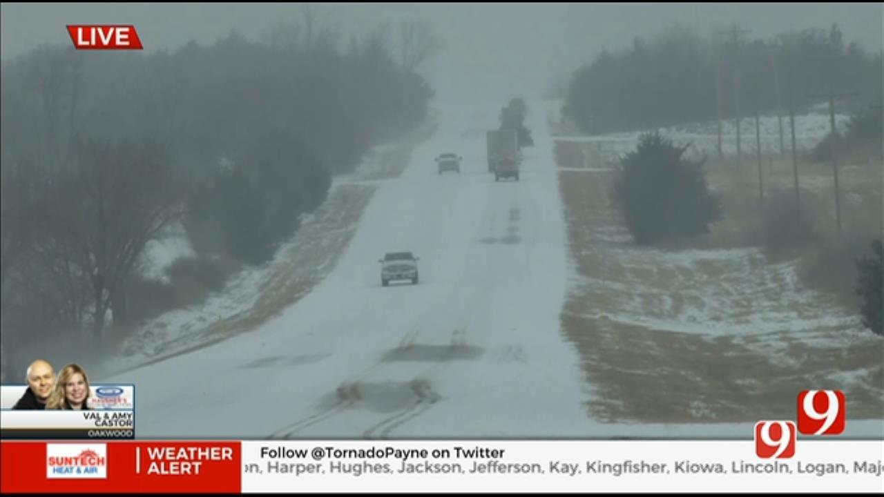 2:30 P.M. Winter Weather Update