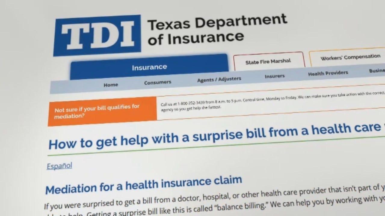 Mediation Program In Texas Helps Patients Fight Surprise Medical Bills
