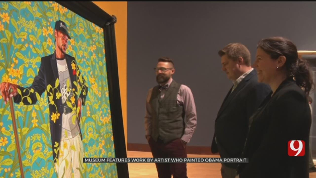 New Arrival At OKCMOA Aims To Diversify Portrait Collection