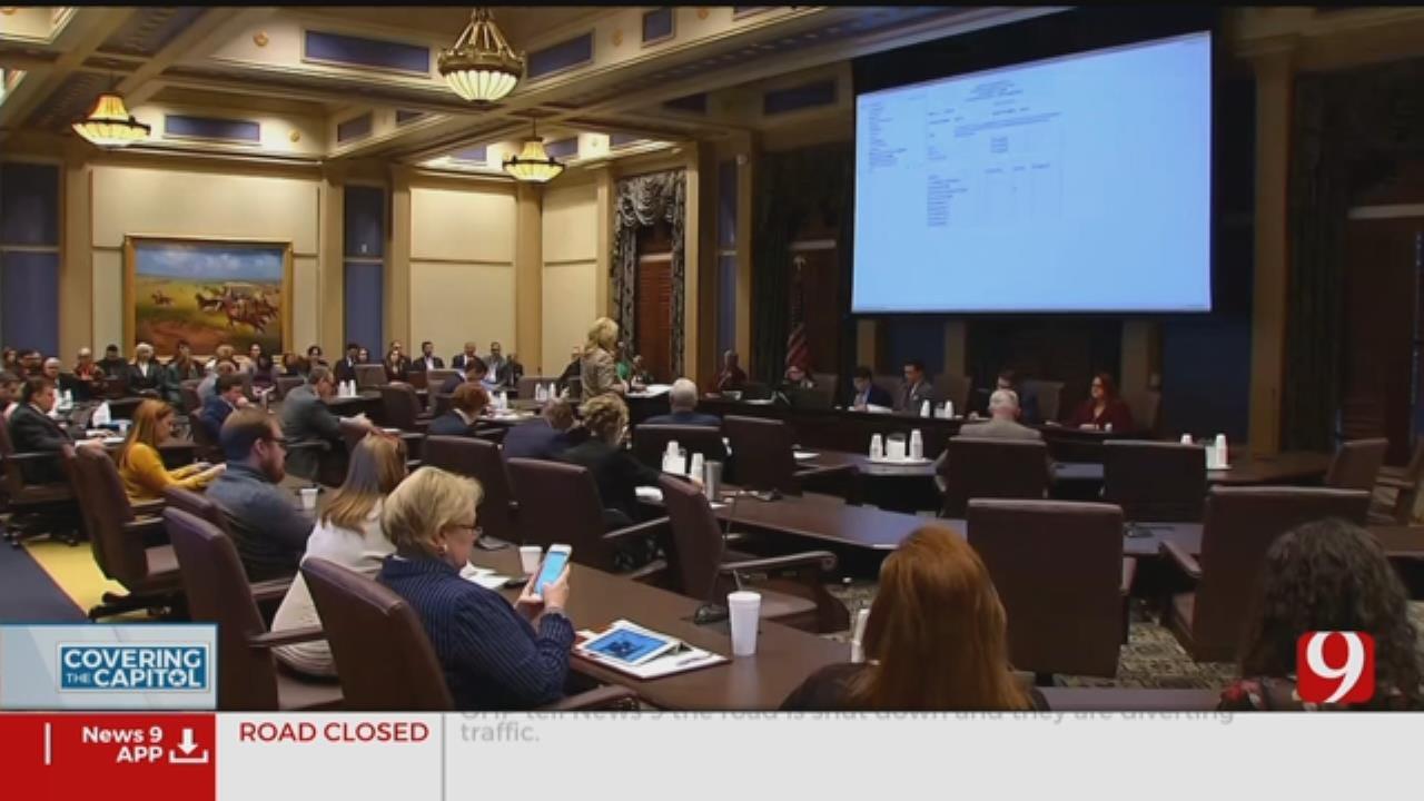 Anti-Abortion Bill Won't Be Heard By Oklahoma Legislature