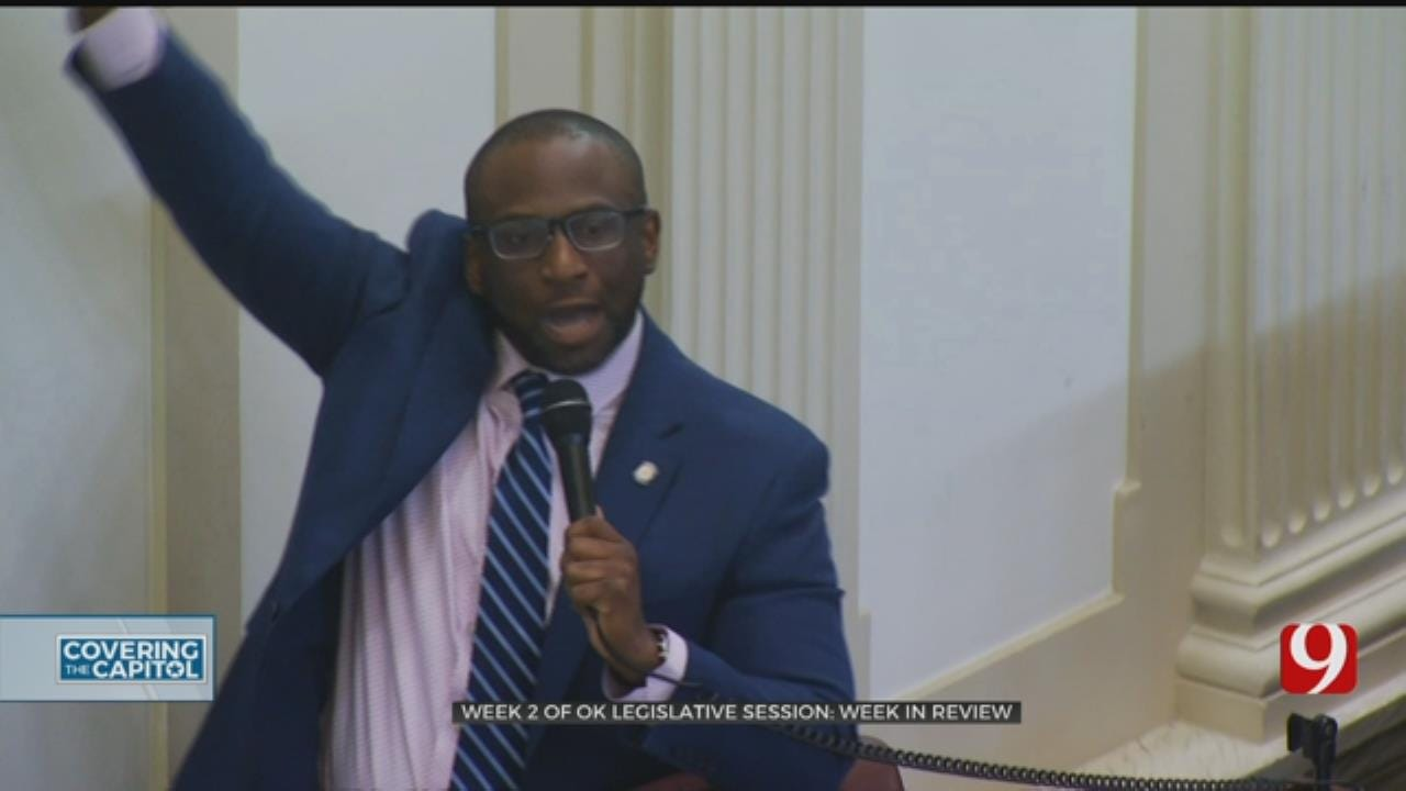 Capitol Week In Review: State Lawmakers Confront Emotionally Charged Issues