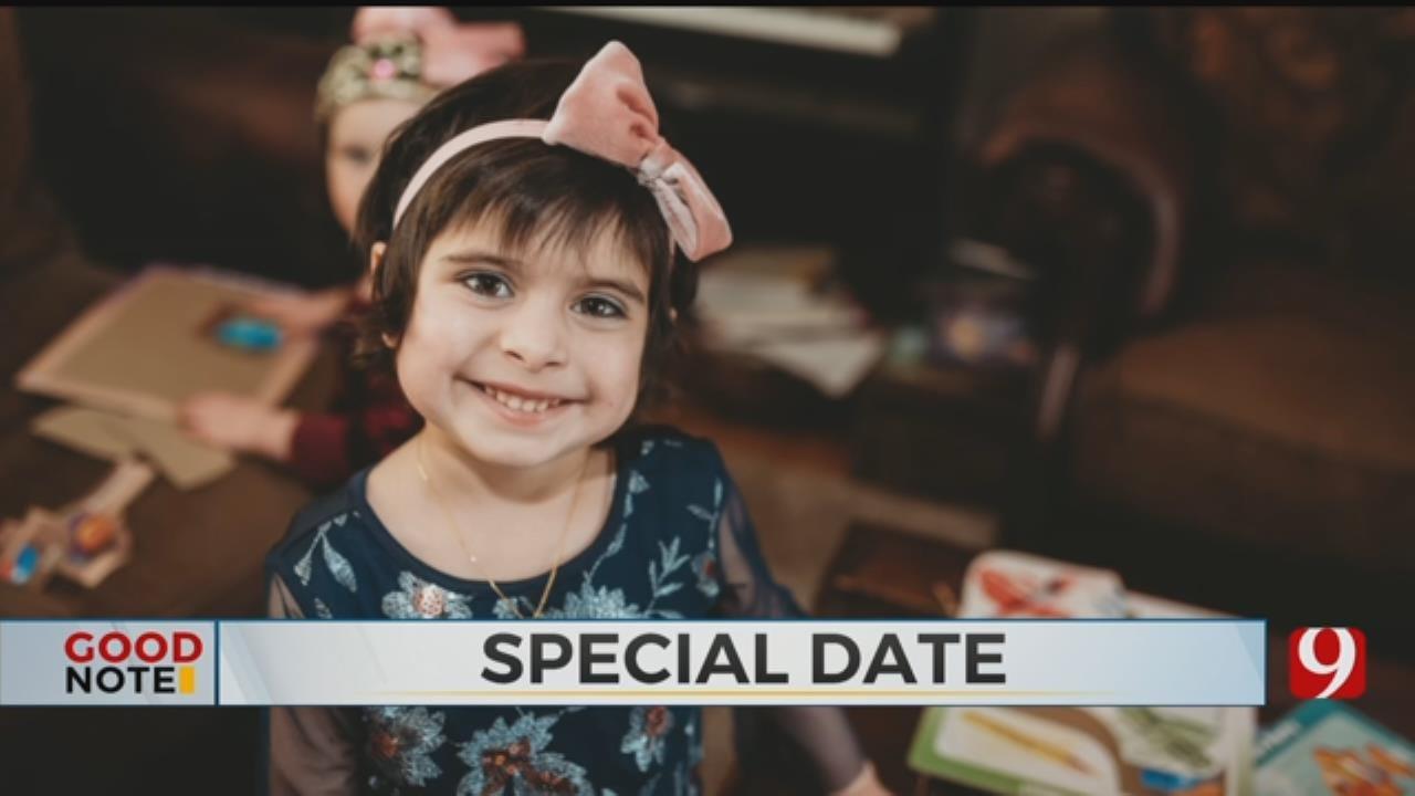 Special Date: Grace & Cotton Celebrate Valentine's Day