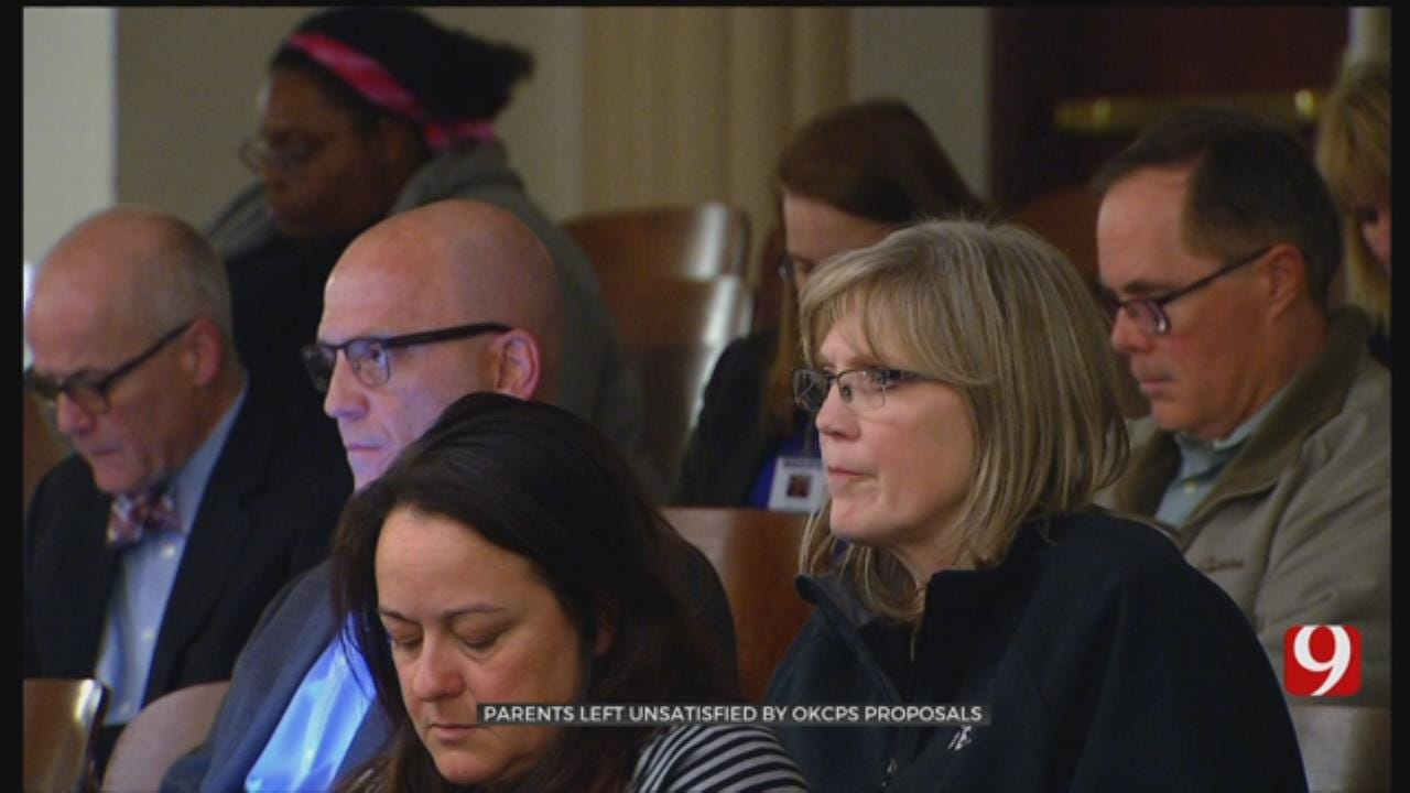 Parents, Students Apprehensive After Final Meeting On OKCPS Plans
