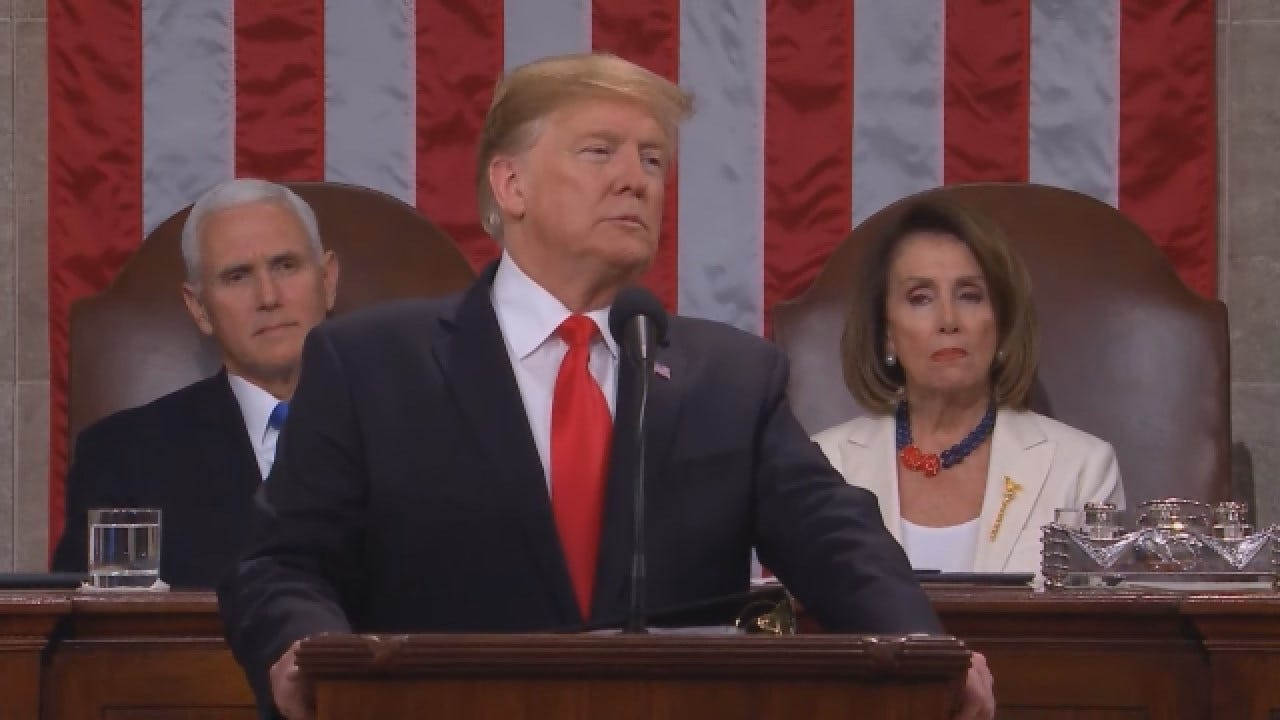President Trump Ask Congress To 'Pass Legislation To Prohibit The Late-Term Abortion