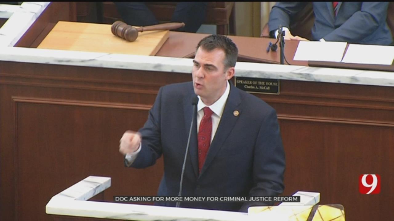 Governor's Budget Short On Criminal Justice Reform Funding