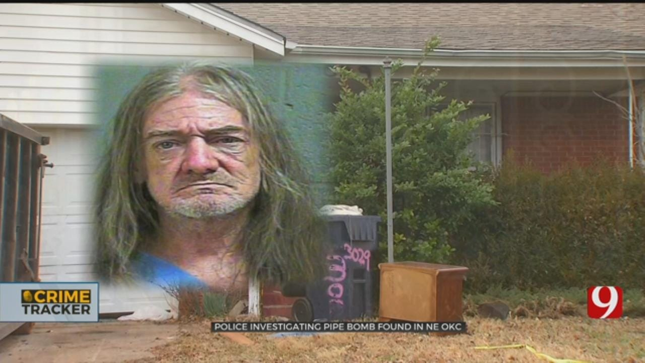 Investigation Underway After Detonation Of Pipe Bomb At OKC Home