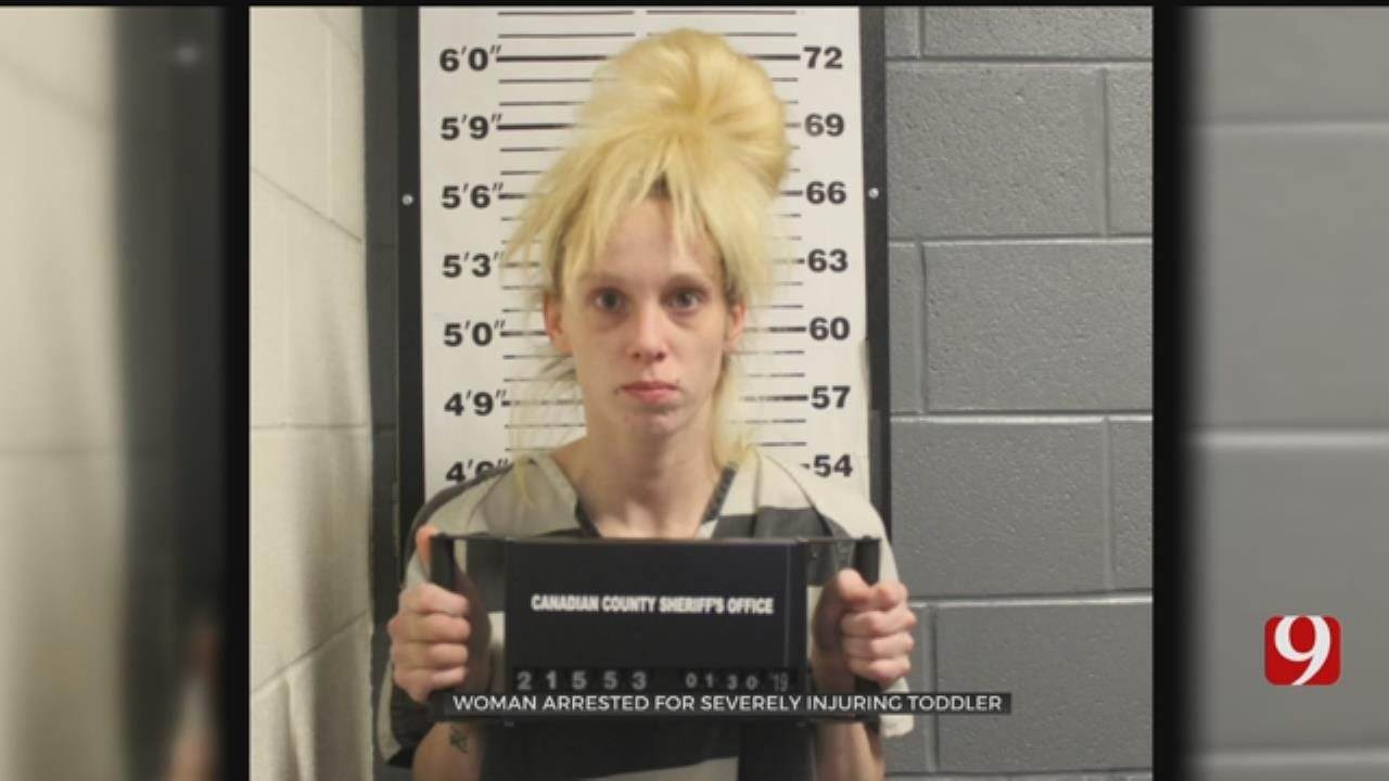 Yukon Woman Accused Of Severely Abusing Boyfriend's Toddler