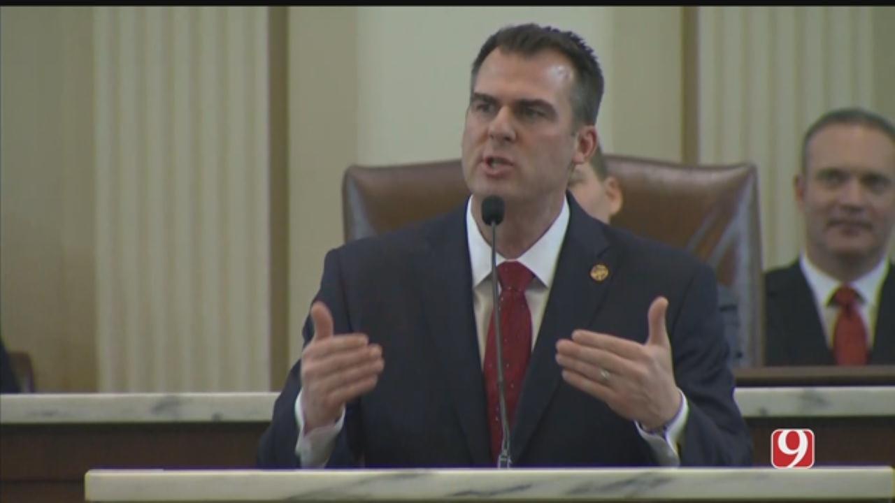 Gov. Stitt On His Administration's Efforts To Strengthen Oklahoma's Economy