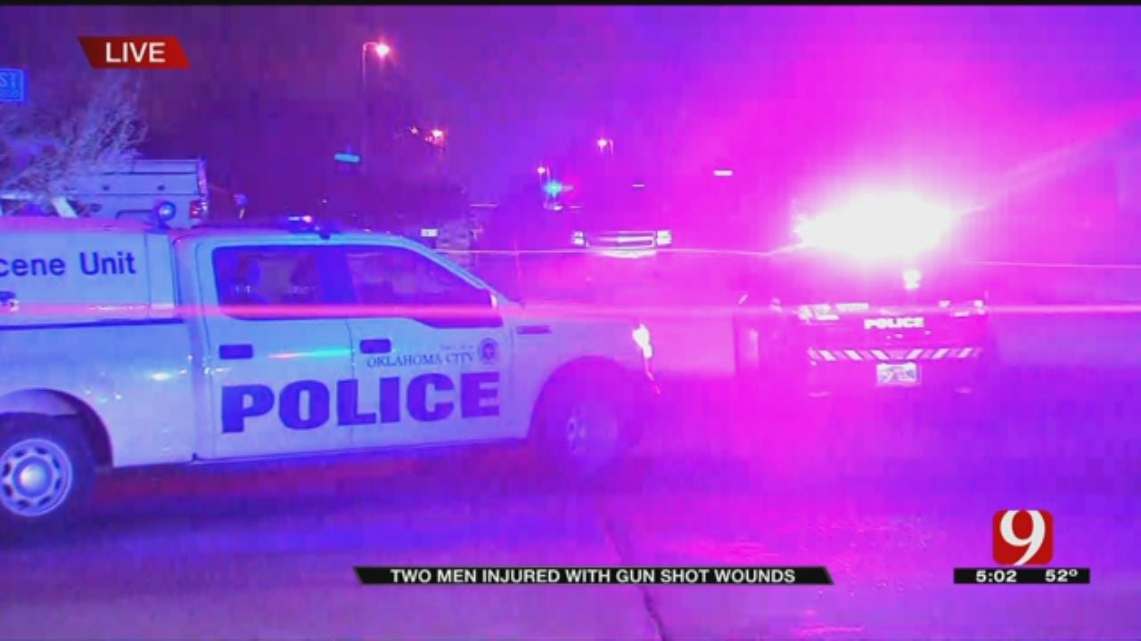 1 In Critical Condition After Shootout in Oklahoma City