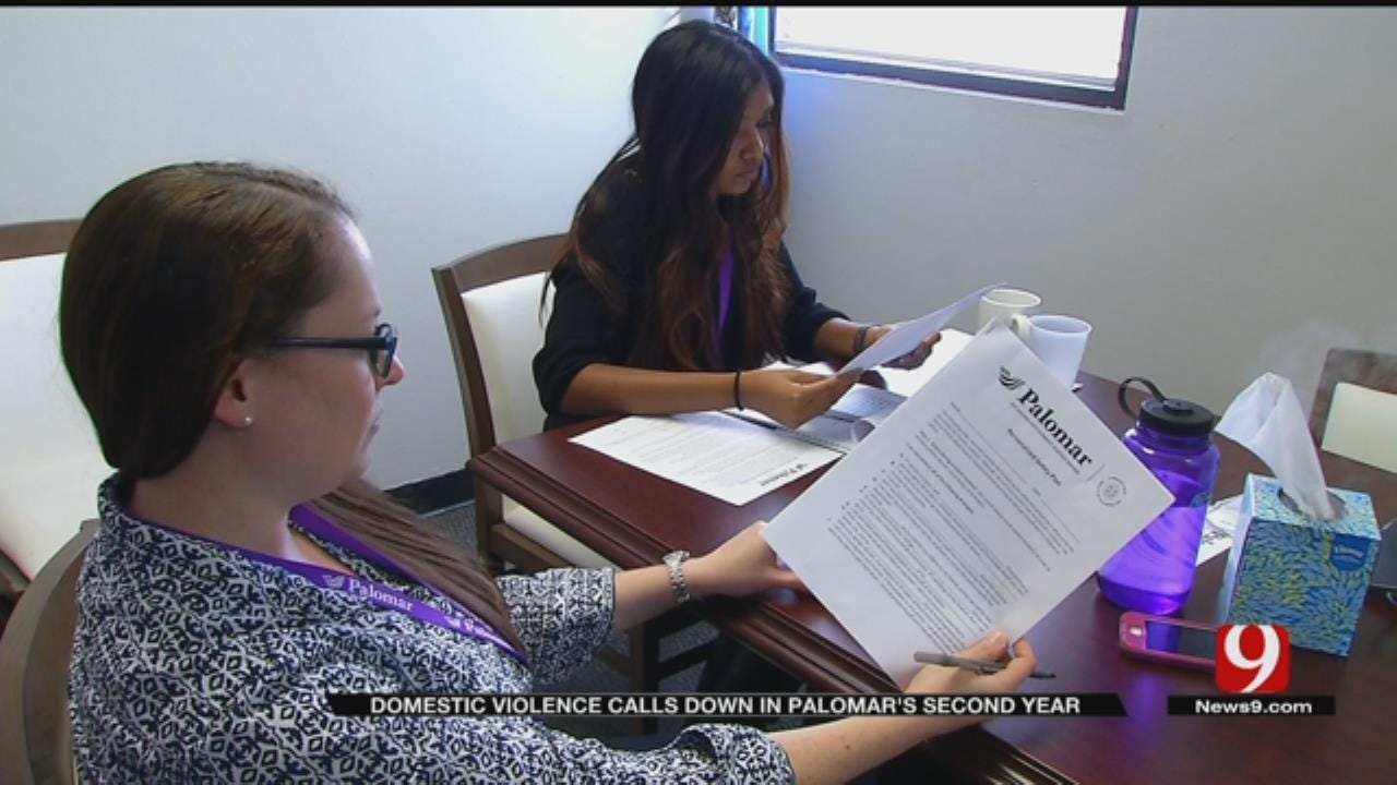 Palomar Celebrates 2nd Year Of Helping OKC Domestic Violence Victims