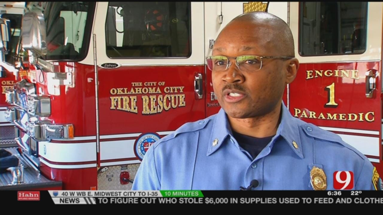 Firefighters Re-Emphasize Safety Tips In Light Of Recent Apartment Fires