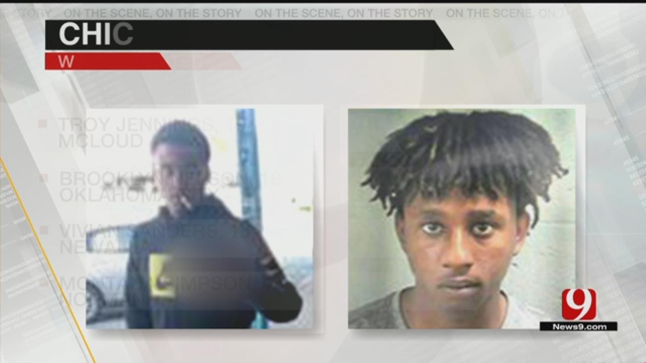 4 In Custody, 2 Wanted In Connection With Chickasha Teen's Murder