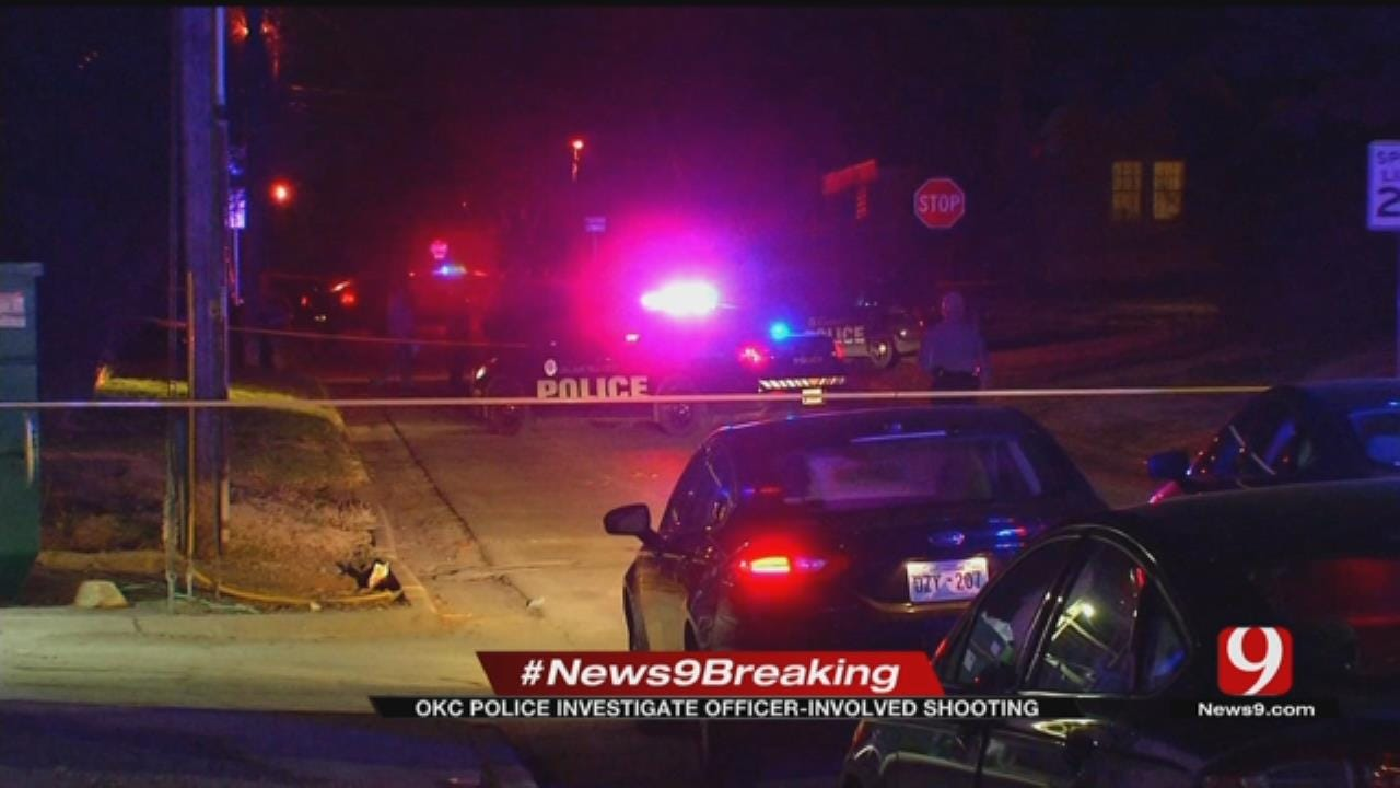 OCPD: Officer Shot Suspect Who Walked Away From Halfway House