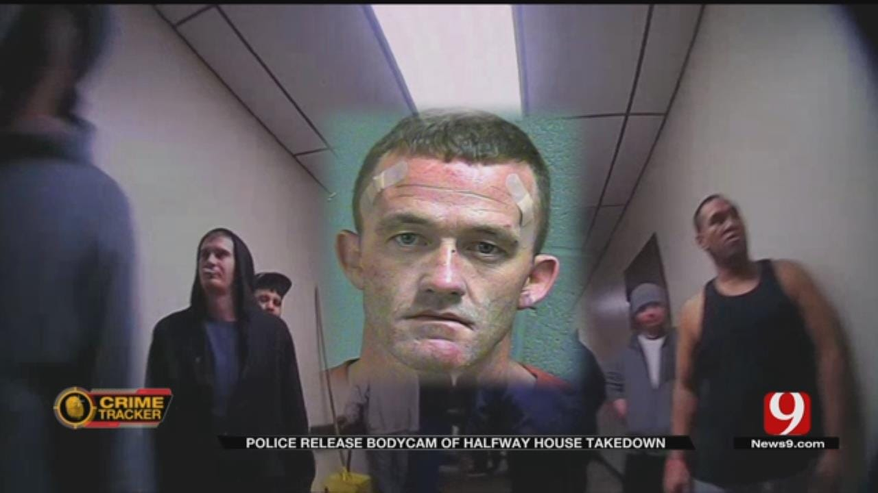 OCPD Releases Bodycam Video In Halfway House Takedown